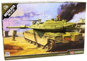 Academy 1 35 - IDF MBT Merkava MK IV LIC