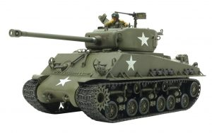 Tamiya Sherman Easy Eight Model Kit