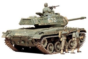 Tamiya TAM35055 US M41 Walker Bulldog