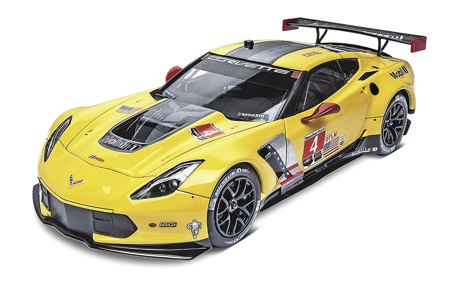 Revell Corvette C7.R Plastic Model Kit