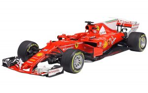 Tamiya 1/20 Ferrari SF70H