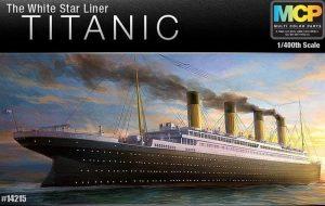 Academy 1/400 R.M.S Titanic MCP