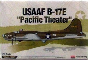 Academy 12533 B-17E USAAF Pacific Theater