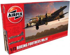 Airfix Boeing B-17 Fortress MK.III