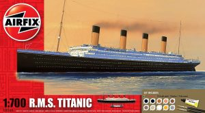 Airfix R.M.S. Titanic Gift Set (1/700 Scale)