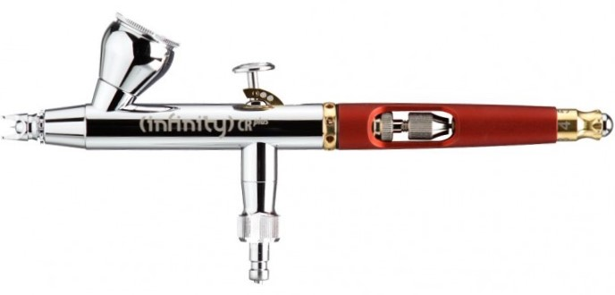 Harder and Steenbeck Infinity CRPlus Airbrush
