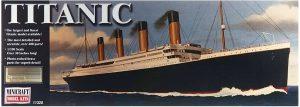 Minicraft RMS Titanic Model Kit