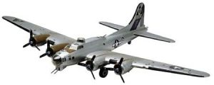 Revell B17G Flying Fortress 1/48 Scale