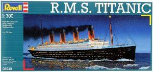 Revell of Germany 05210 RMS Titanic Plastic Model Kit